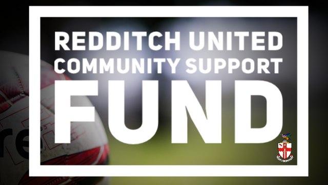 COMMUNITY | Redditch United Community Support Fund