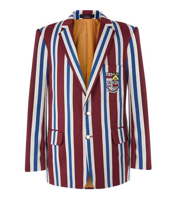 SRUFC Schooner striped blazer (men's)