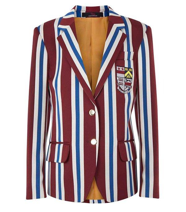SRUFC Skylark striped blazer (women's)