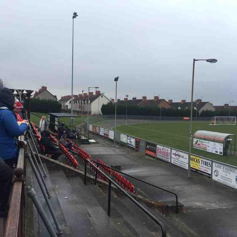 AFC Mansfield v Fenmen