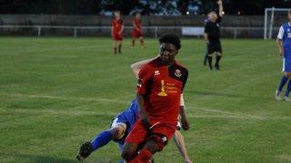 Cornard United vs AFC Sudbury U18's