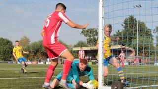 F.A.Cup vs Felixstowe
