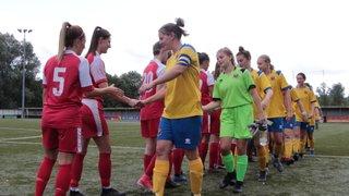 AFC Sudbury Women vs Harlow Women