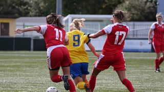Harlow too much to handle in the Women's F.A.Cup
