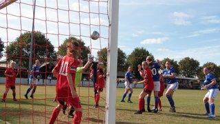 Ipswich Town Ladies vs AFC Sudbury Ladies