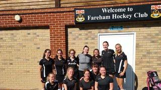 Fareham 3s victorious again