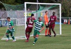 Wantage Town 2 - 0  Welwyn Garden City