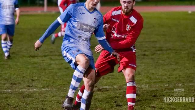 Disappointment As Whitchurch Thoroughly Beat Litherland