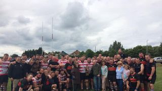 Alf Stupple Memorial Game