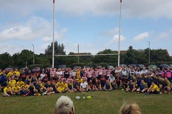 The participants - Photo courtesy M Cheesbrough