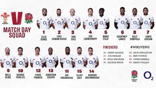 England venture to Cardiff looking for a Second win