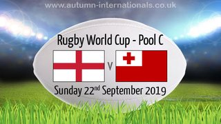 Rugby World Cup Showing