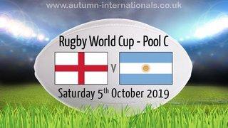 Don't forget England v Argentina