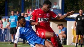 Tonbridge Angels FC 0-2 HHTFC (14.09.19 - NLS)