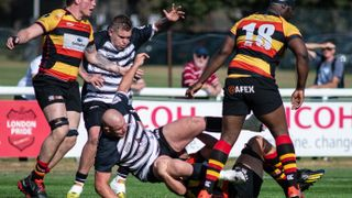 Reaction: Williams takes positives from Richmond