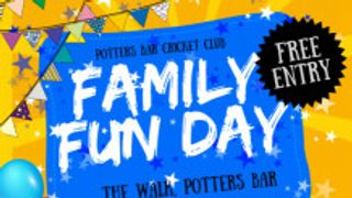 Family Fun Day Monday 27th May