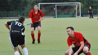 1st XI v Fareham 20th Sept 2014