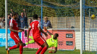Stratford Town v Kings Langley by GRANTY and  Woody
