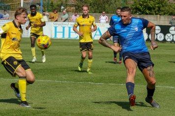 A debut for Liam Hughes