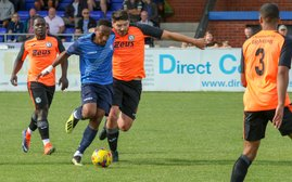 Lacklustre Blues beaten by the Waders