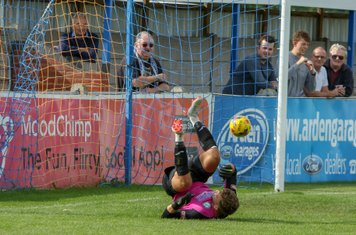 Town penalty finds the back of the neck