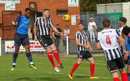 Battling Performance from Town earn point at Coalville