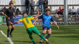 Hitchin Town 2 Stratford Town 0 - photos by Granty and Woody