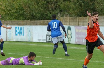 Its a goal from Chris Wreh