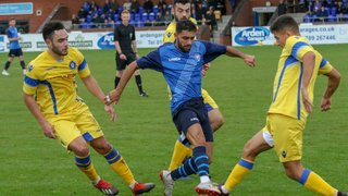 Stratford Town 0 Lowestoft Town 3 - photos by Granty and Woody