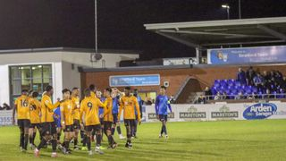 Stratford Town 2 v 2 Wolverhampton Wanderers (Wolves won 4-2 on penalties)