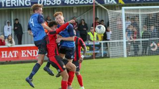 Kettering 2 Stratford Town 0 (friendly) - photos by Woody