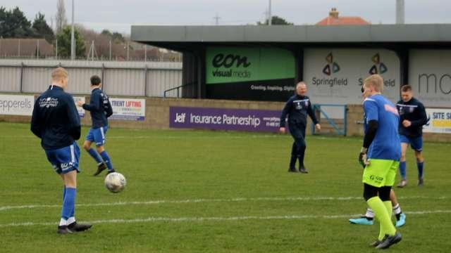 Winterton Rangers Vs Brigg Town 11-1-20