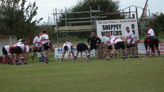 Sheppey 1st XV vs Lordswood 28-09-2019 Action Shots