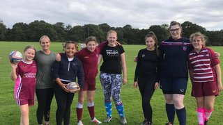 Wirral Rugby Club Help Women and Girls Release Their Inner Warrior