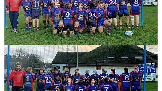 Totnes ladies Vs Withycombe