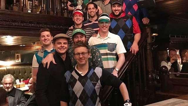 Senior Social: Pub Golf