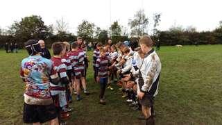 Burton U12's v Ashby