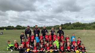 Thame Boys and Youth U7's
