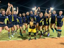 KHC Double Summer League Victory
