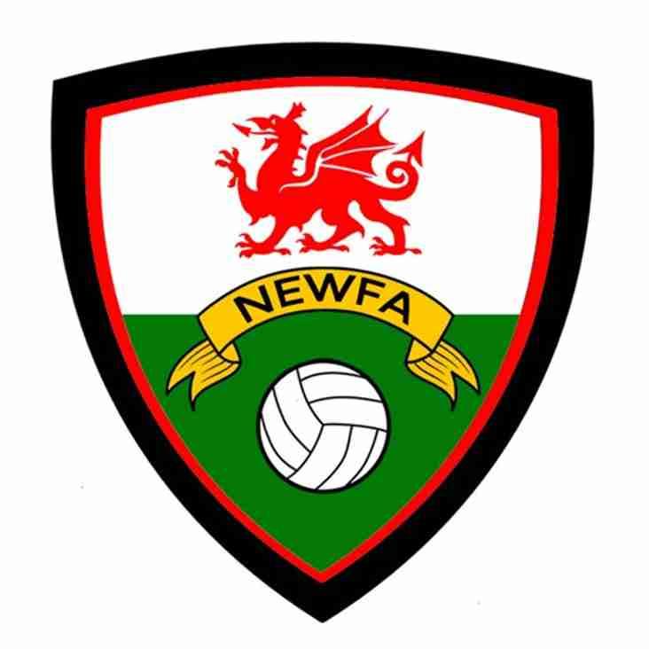 NEWFA CUP SEMI FINAL DRAW