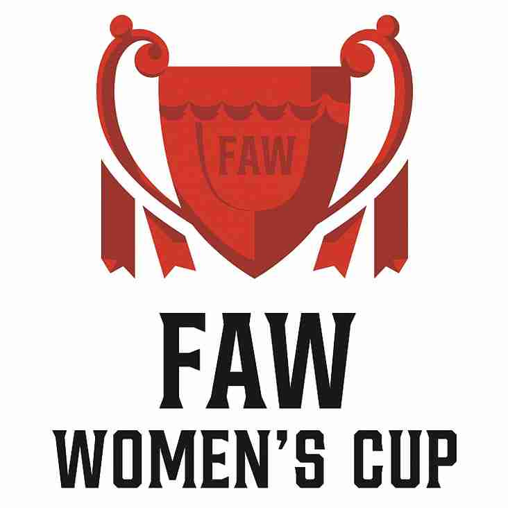 FAW WOMENS CUP QUARTER FINAL RESULTS