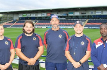 Glen Kenworthy Leads the impressive names of our coaches, Sam Bottomley, Richard List Glen Kenworthy, Michael Hills and Tyson Lewis
