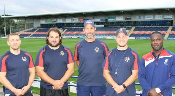 Glen Kenworthy Leads the impressive names of our coaches, Sam Bottomley, Richard List Glen Kenworthy, Michael Hills and Tyson Lewis