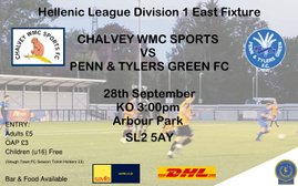 Chalvey Sports vs Penn And Tylers Green :Preview