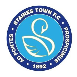 Staines Town 3 Ware 2