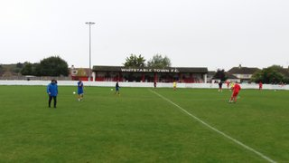 Whitstable Town 2 Ware 2