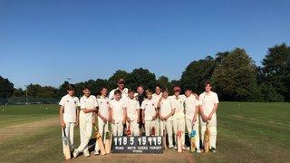U13 West Surrey Youth League Champions 2018