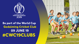 Cricket World Cup Family Day - 9th June