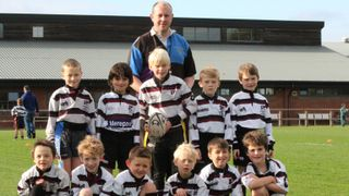 Under 7's and 8's Tag 1 November 2014