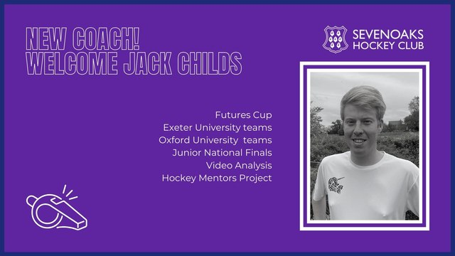Welcome Jack Childs